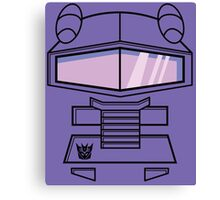 Transformers - Shockwave Canvas Print