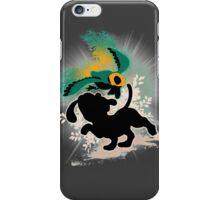 Super Smash Bros. White/Dalmatian Duck Hunt Dog iPhone Case/Skin