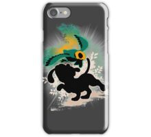 Super Smash Bros. White/Dalmatian Duck Hunt Dog iPhone Case/Skin