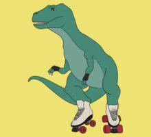 Tyrollersaurus Rex Kids Clothes