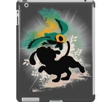 Super Smash Bros. White/Dalmatian Duck Hunt Dog iPad Case/Skin