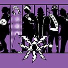 Mystery Men - The Other Guys by CptnLaserBeam