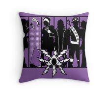 Mystery Men - The Other Guys Throw Pillow