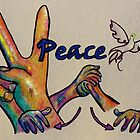 Peace by EloiseArt