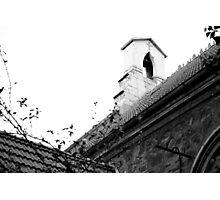 Church is †he New White II Photographic Print