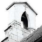 Church is †he New White II by Efe Turkyilmaz