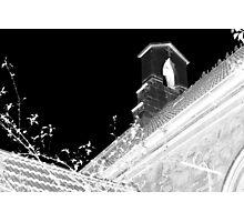 Church is †he New Black II Photographic Print