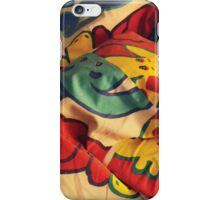 Giraffe, Elephant and the Others iPhone Case/Skin