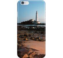 St Marys Lighthouse iPhone Case/Skin
