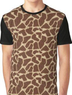 Animal Print Graphic T-Shirt