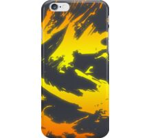Fire Splat iPhone Case/Skin