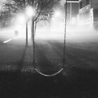 A Swing and A Mist by Ryan Leatzaw