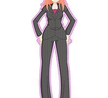 Donna Noble (Pink) by Ginny Milling