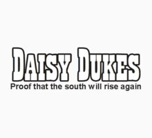 daisy dukes by SouthernGraphic