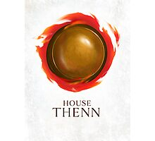 House Thenn Photographic Print