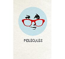 Molecules Photographic Print