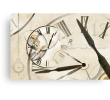 Essence is of the Time Canvas Print