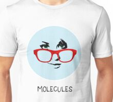 Molecules Unisex T-Shirt