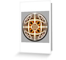 The Dreamcatcher's Ball Greeting Card