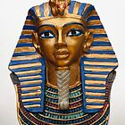 TUTANKHAMUN MASK by GillianSweeney