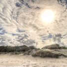 Sun, Sand, Dunes and Clouds by Cheryl Styles