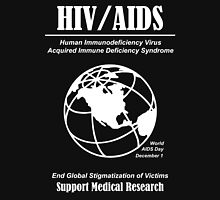 HIV / AIDS Awareness Unisex T-Shirt