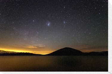 """Sky of Solitude"" ∞ Lake Somerset, QLD - Australia by Jason Asher"