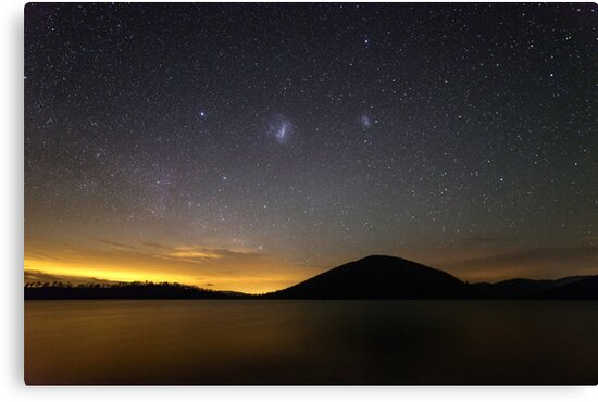 """Sky of Solitude"" ∞ Lake Somerset, QLD - Australia by Jason Asher"