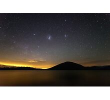 """Sky of Solitude"" ∞ Lake Somerset, QLD - Australia Photographic Print"