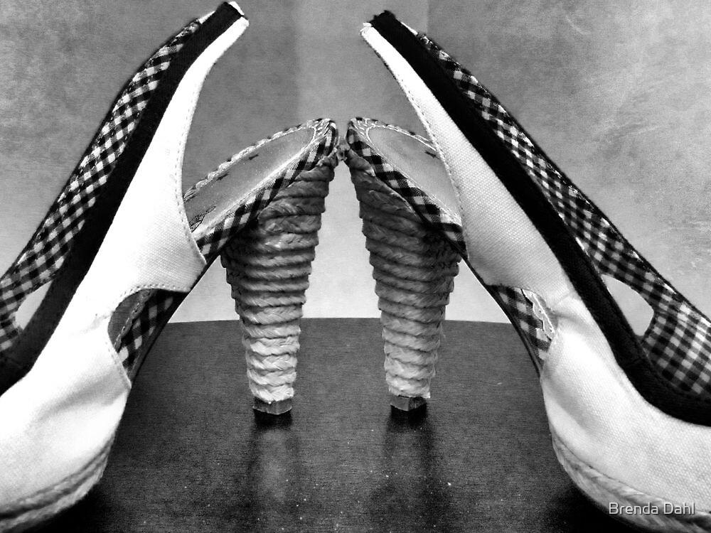 Dancin Shoes by Brenda Dahl