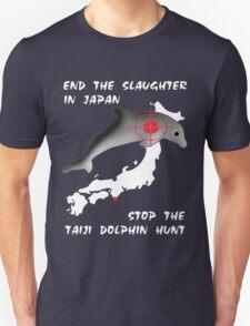 Protest the Taiji Dolphin Hunt T-Shirt