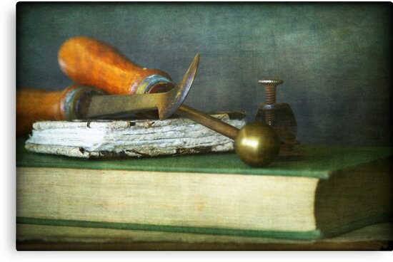 Tools of the Trade by Clare Colins