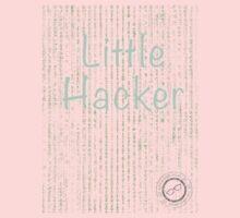 Little Hacker Kids Tee