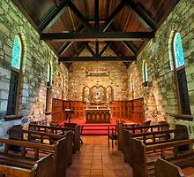 Chapel of the Holy Spirit • Queensland by William Bullimore