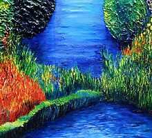 Deep Creek, Romsey by MIchelle Thompson