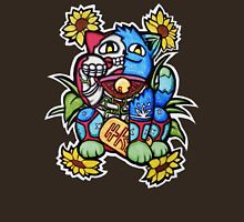 Mexi-Neko Womens Fitted T-Shirt