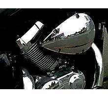 The Honda's Shadow Photographic Print