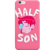 Half-Son iPhone Case/Skin