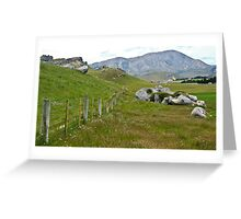 Boulder Countryside Greeting Card
