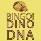 BINGO! DINO DNA by Andrew Lyon