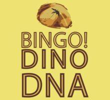 BINGO! DINO DNA by Andrew Lyon