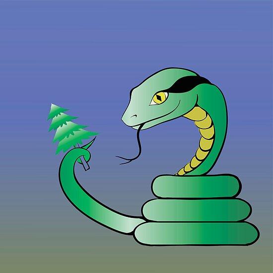 snake by valeo5