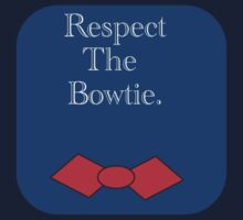 Respect the Bow Tie One Piece - Long Sleeve