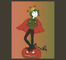 The Pumpkin King by lilu1012