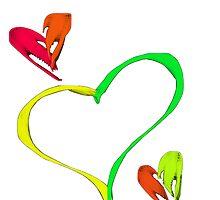 Cute Hearts by eilish87