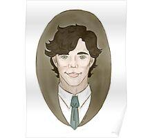 Sherlock Holmes Cameo Poster