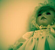 Porcelain Doll by Nikeeta