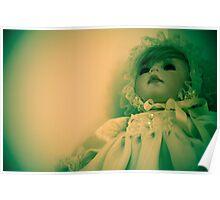 Porcelain Doll Poster