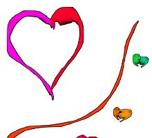 String my Heart Along by eilish87