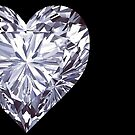 Diamond Heart Right by rapplatt